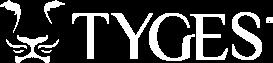 TYGES White Logo